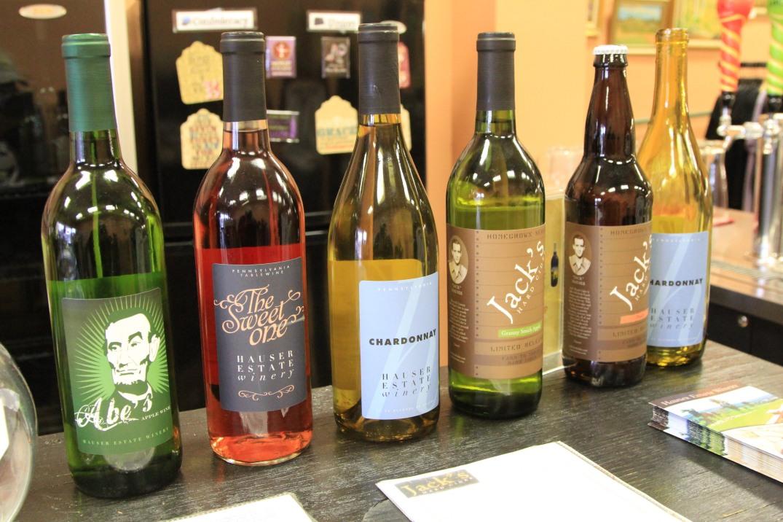 Savor Gettysburg Hauser winery